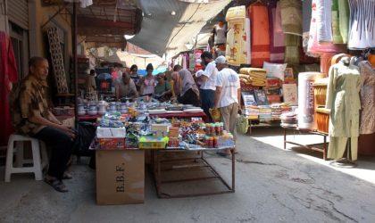 Eradication de 1050 marchés informels jusqu'à fin novembre 2017