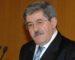 Ouyahia : «Nous condamnons ceux qui tentent de noyer notre pays de haschisch et de cocaïne»
