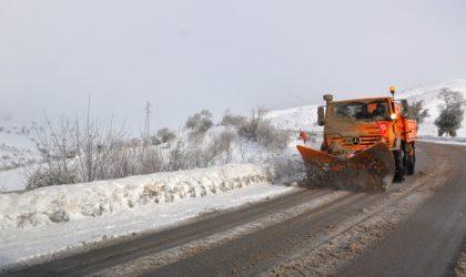 BMS: des chutes de neige sur les reliefs ouest et centre-ouest de plus de 1000 m d'altitude