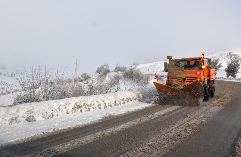 La neige affectera dans un premier temps Naâma, El-Bayadh et Laghouat