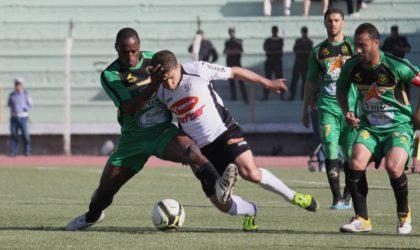 Ligue 1 de football: quatre matches sans victoire, le CS Constantine marque le pas