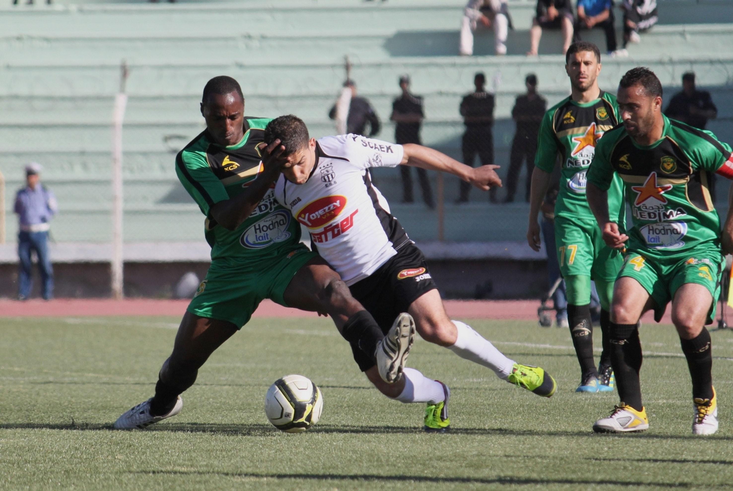 Le CSC a été éliminé par l'USM Alger en 16es de finale de la Coupe d'Algérie de football