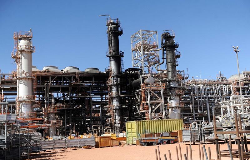 Le complexe gazier de Tiguentourine a été la cible d'une attaque terroriste le 16 janvier 2013