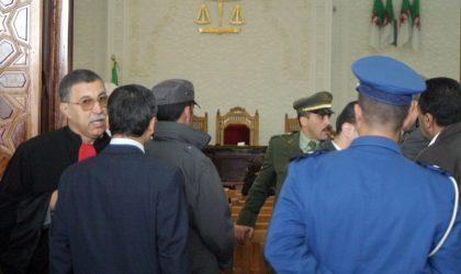Tribunal criminel d'Oran: vingt ans de prison à l'encontre d'un narcotrafiquant