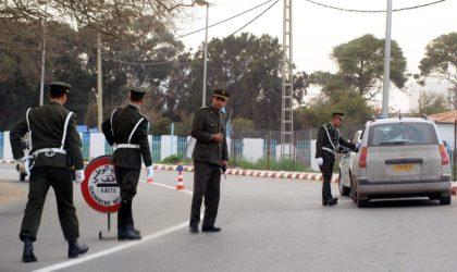 La gendarmerie d'Alger démantèle un réseau criminel national spécialisé dans l'escroquerie