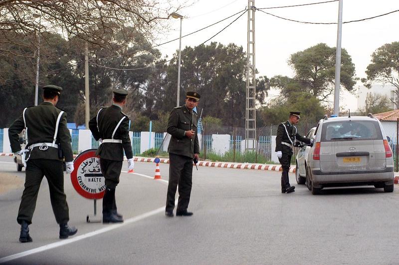 Le réseau criminel sévissait au niveau d'Alger et de plusieurs autres wilayas