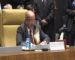 Conférence de presse de Messahel et Le Drian au dialogue 5+5 à Alger