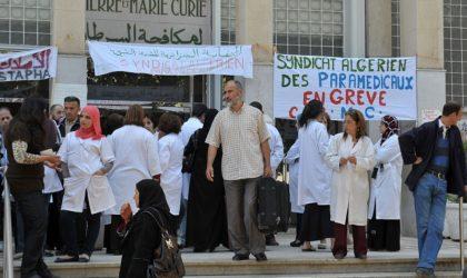 Ministère de la Santé: le dialogue reste «ouvert et permanent» avec le Syndicat des paramédicaux