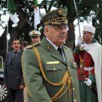 Ahmed Gaïd Salah et la situation au Sahel et en Libye
