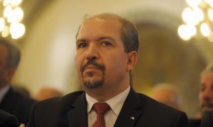 Mohamed Aïssa accuse des personnalités de l'opposition de pousser les jeunes à la «harga»