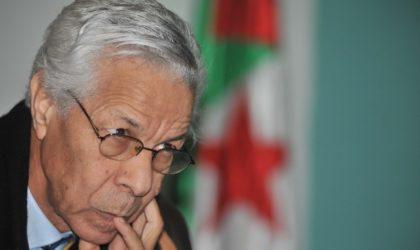 Une pétition pour la candidature de Hamrouche à la présidentielle de 2019
