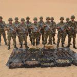 Les militaires ont arrêté des contrebandiers et des immigrants clandestins
