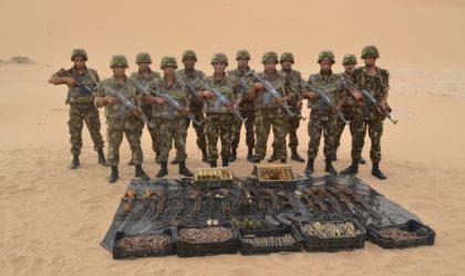 ANP : 13 terroristes abattus et 23 éléments de soutien aux groupes terroristes arrêtés en janvier