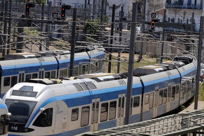 La SNTF vise 60 millions de voyageurs par an à partir de 2020