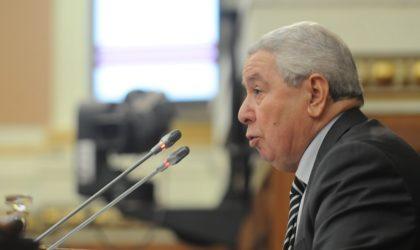 Bensalah évoque avec l'ambassadeur américain la coopération bilatérale