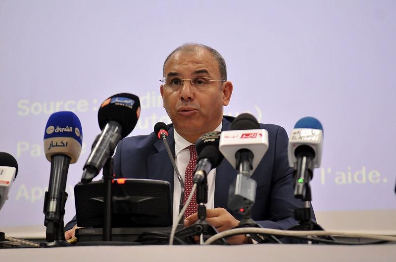 Abdelghani Zaâlane a affirmé que son secteur contribuait à la réunion des conditions favorables à la relance économique