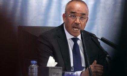 Développement local: Bedoui réunira jeudi à Alger les P/APC et les P/APW