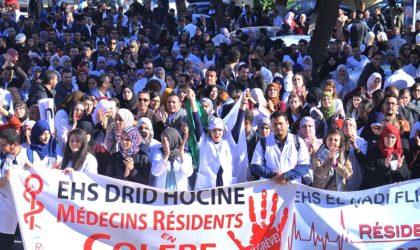 Les enseignants hospitalo-universitaires appellent à un sit-in au CHU Mustapha-Pacha
