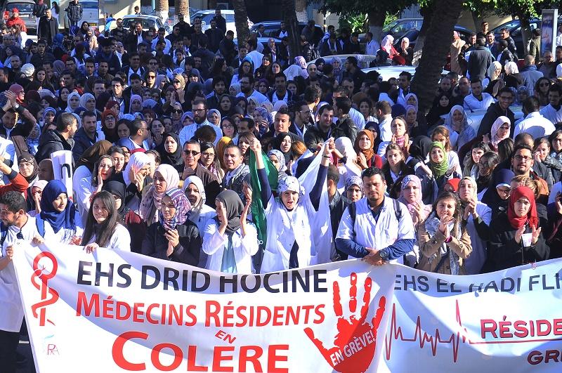 Les enseignants-chercheurs appellent les médecins et chercheurs en médecine d'Alger à un sit-in au CHU Mustapha