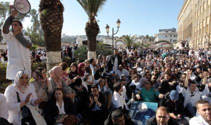 Médecins-résidents: le tribunal administratif statue sur la légalité de la grève
