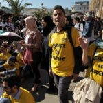 Les médecins-résidents ont encore tenu un sit-in à Mustapha-Pacha