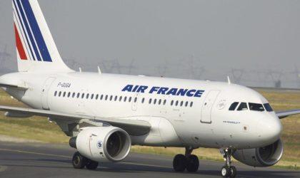 Des passagers algériens d'Air France dénoncent un traitement scandaleux