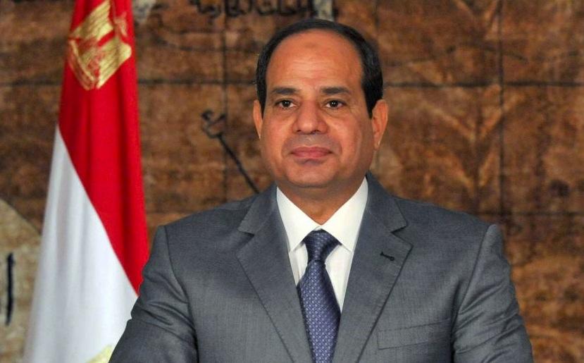 Abdel Fattah Al-Sissi égyptienne