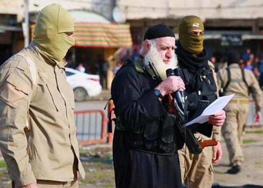 Abu Omer bourreau