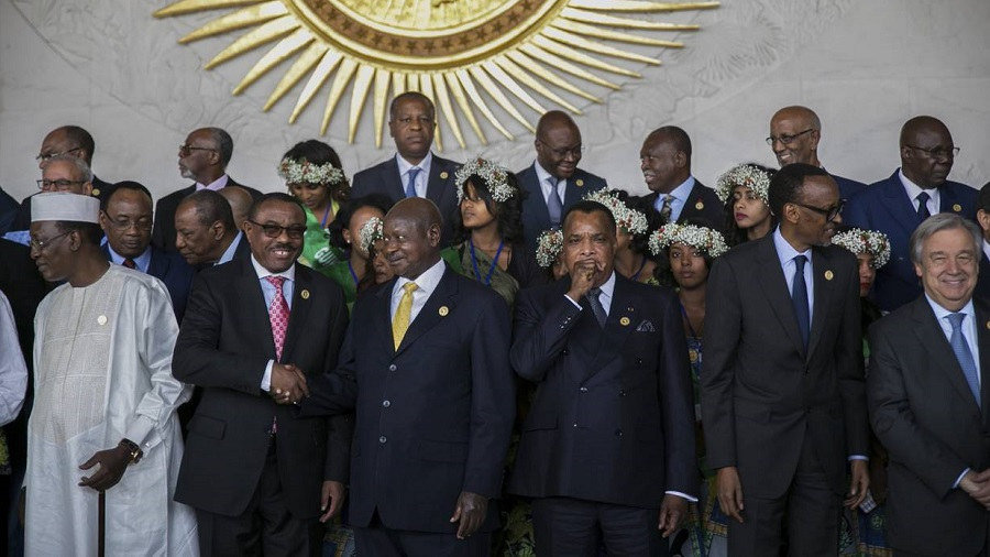 groupe africain à ll'ONU