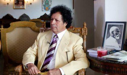 Ahmed Kadhaf Eddam: «Les Occidentaux n'en ont pas fini avec la Libye»