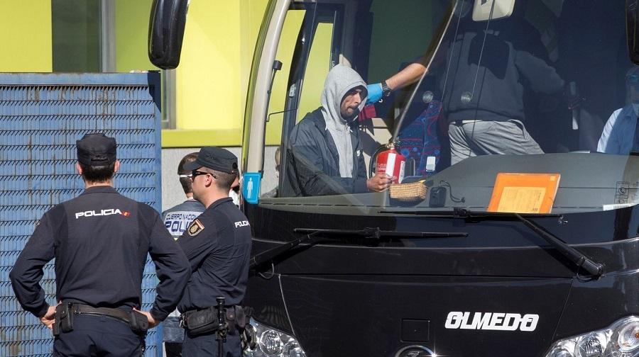 Espagne Archidona Bouderbala migrant algérien