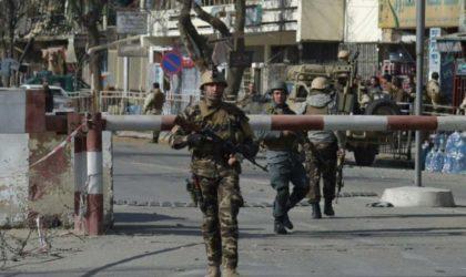 Afghanistan: les Talibans provoquent un bain de sang à Kaboul