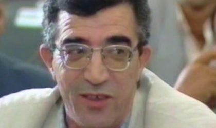 L'UGTA commémore le 21e anniversaire de l'assassinat de Benhamouda