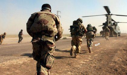 Londres déploie des soldats et des hélicoptères Chinook à nos frontières