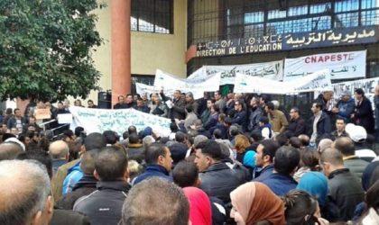 Benghebrit: éventuel recours aux vacataires et retraités pour remplacer les grévistes