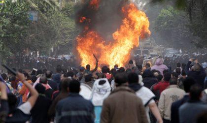 Nuit d'émeutes au Caire: Al-Sissi ne fait plus peur aux Egyptiens
