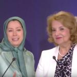 Anissa Boumediene Iran