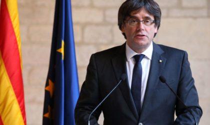 Catalogne : Puigdemont nargue Madrid depuis Copenhague