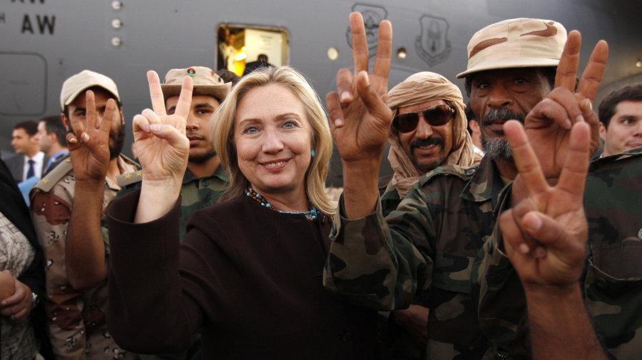 Clinton égyptien