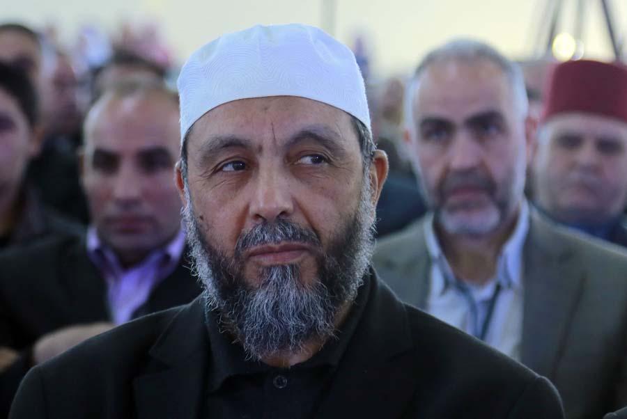 islamiste Djaballah
