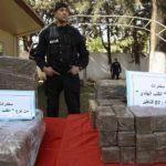 Drogue Maroc Ouyahia presse