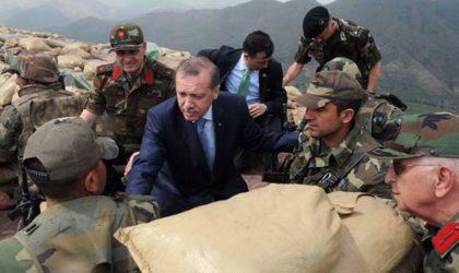 L'armée syrienne repousse une attaque turque : Erdogan tente le diable