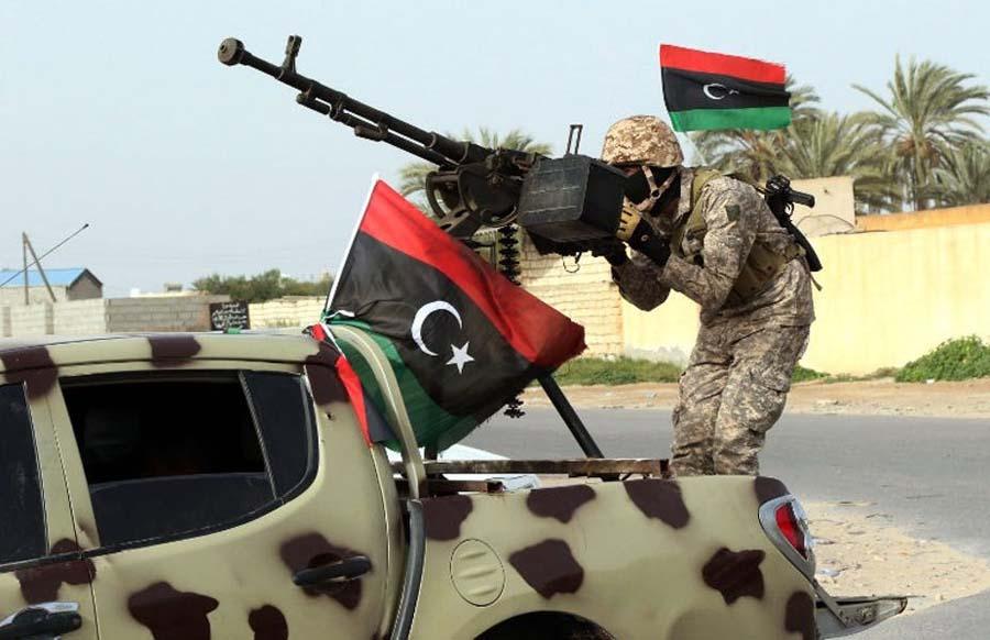Guerre Libye