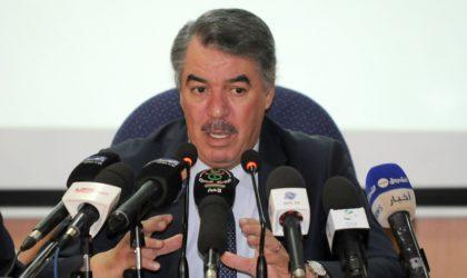 Hadjar aux journalistes : «Vous êtes complices des agitateurs à l'université !»