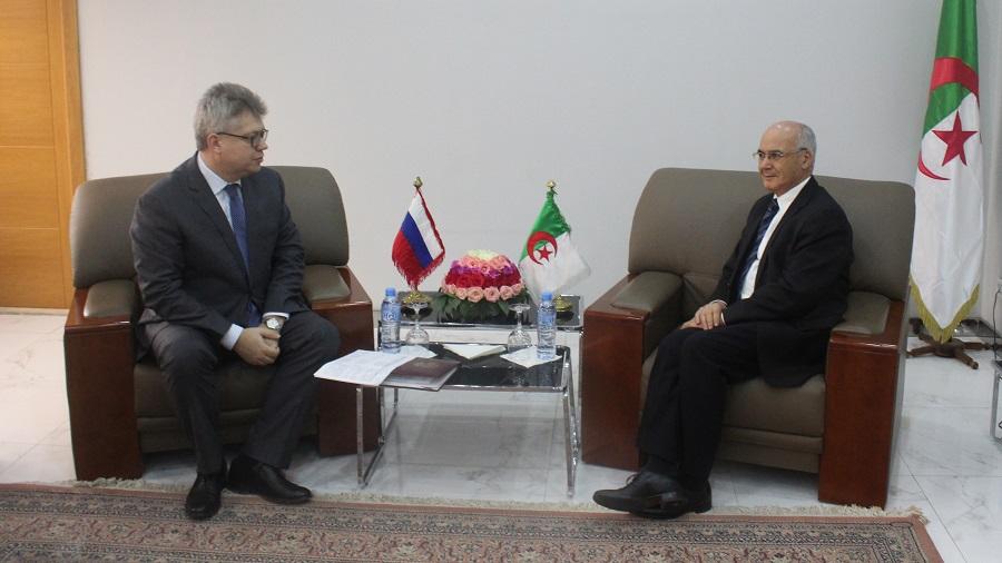 Igor Beliaev ambassadeur Russie
