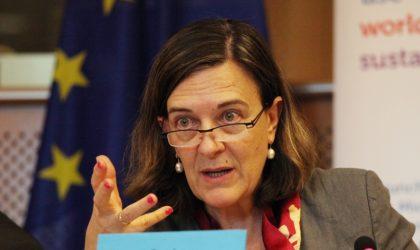 Lancement officiel de la création d'une Commission parlementaire mixte Algérie-UE