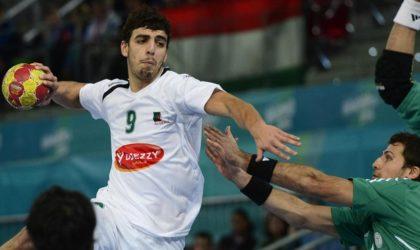 Le joueur de l'EN de handball Rahim: «Tout ce qui a été dit sur mon départ est faux»