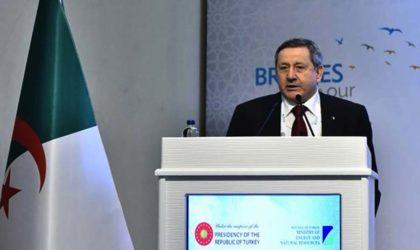 Ould-Kaddour : «La révision de la loi sur les hydrocarbures aura lieu avant la fin 2018»