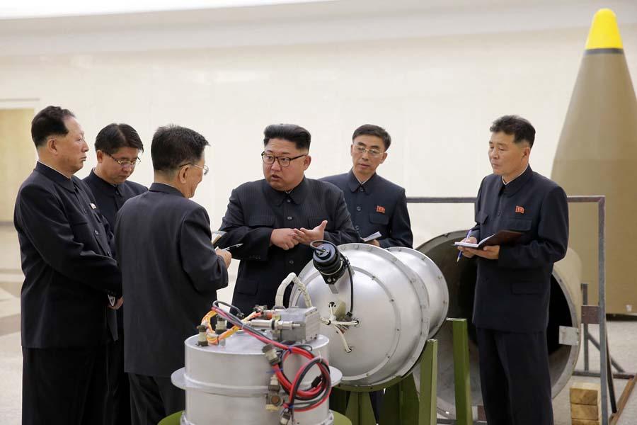 Nucléaire Corée