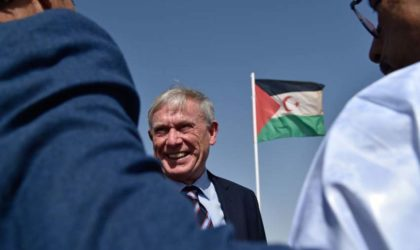 Conflit du Sahara Occidental: Köhler en visite dans les camps de réfugiés sahraouis